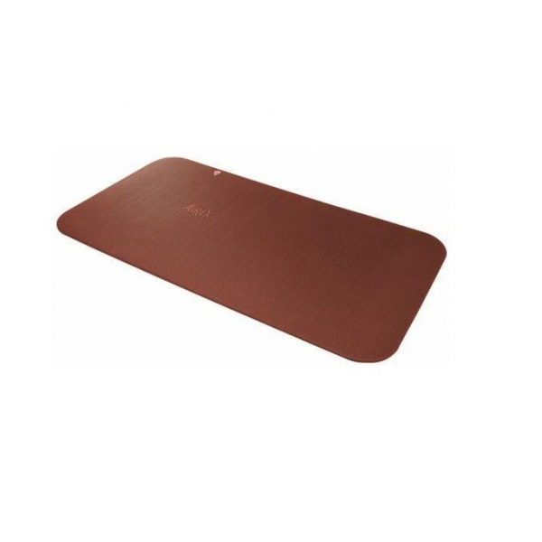 Гимнастический коврик AIREX Corona, 200x100x1,5 см, коричневый
