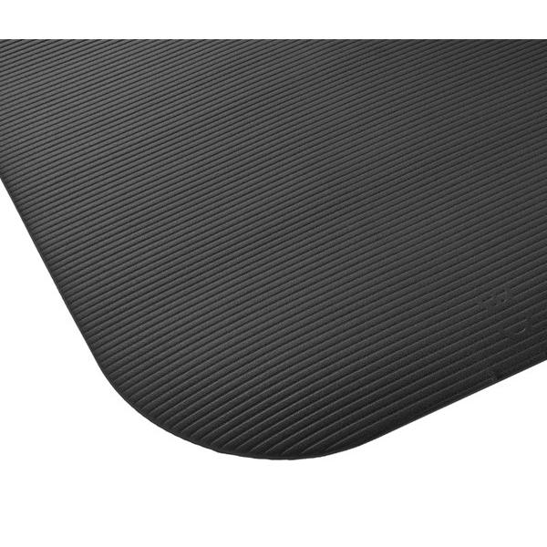 Гимнастический коврик AIREX Coronella, 200x60x1,5 см, черный