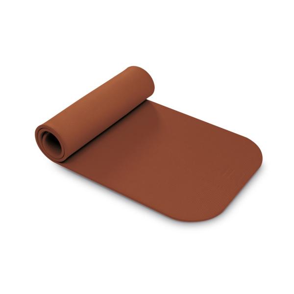 Гимнастический коврик AIREX Coronella, 200x60x1,5 см, терракотовый