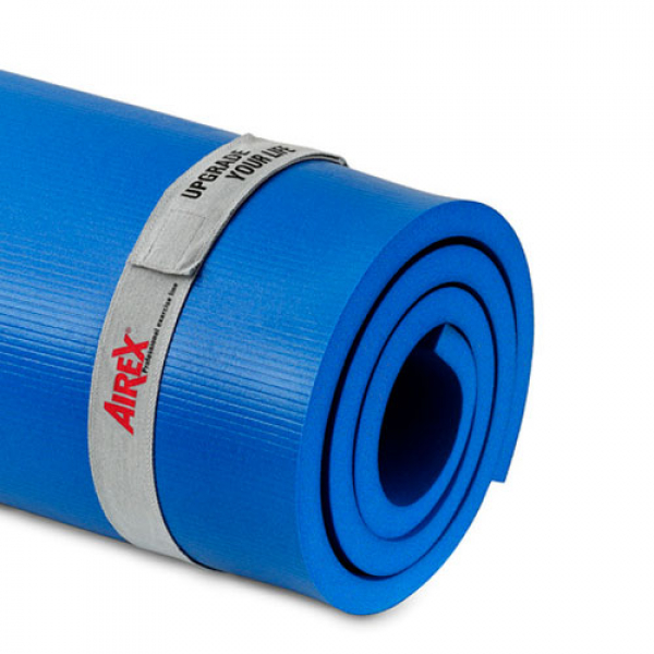 Гимнастический коврик AIREX Hercules, 200x100x2,5 см., синий