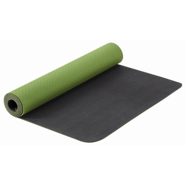 Коврик для йоги AIREX Yoga ECO Pro Mat, зелёный