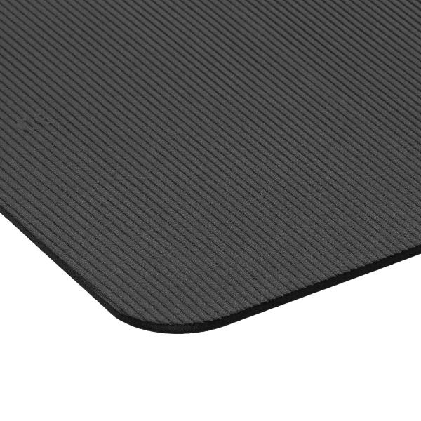 Коврик для пилатес AIREX Piloga, 190x60x0,8 см, темно-серый