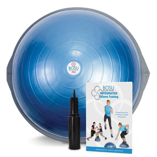 Балансировочная платформа BOSU Pro Balance Trainer, синий