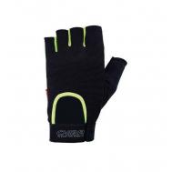 Перчатки Chiba FIT Black/VPGreen 40416 L