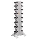 Вертикальная подставка для гантелей на 8 пар Hoist HF-4460