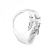 Сменный браслет Polar Wristband для Polar M200, белый, S/M