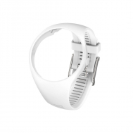 Сменный браслет Polar Wristband для Polar M200, белый, M/L