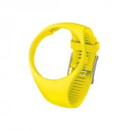 Сменный браслет Polar Wristband для Polar M200, желтый, S/M