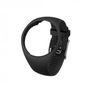 Сменный браслет для Polar M200, черный, S/M