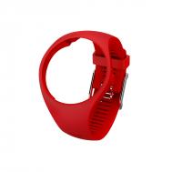 Сменный браслет для Polar M200, красный, S/M