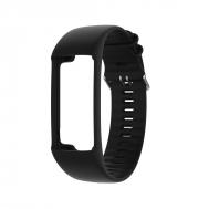 Сменный браслет чёрный M/L  для Polar А370/А360 Polar Wristband 91064885