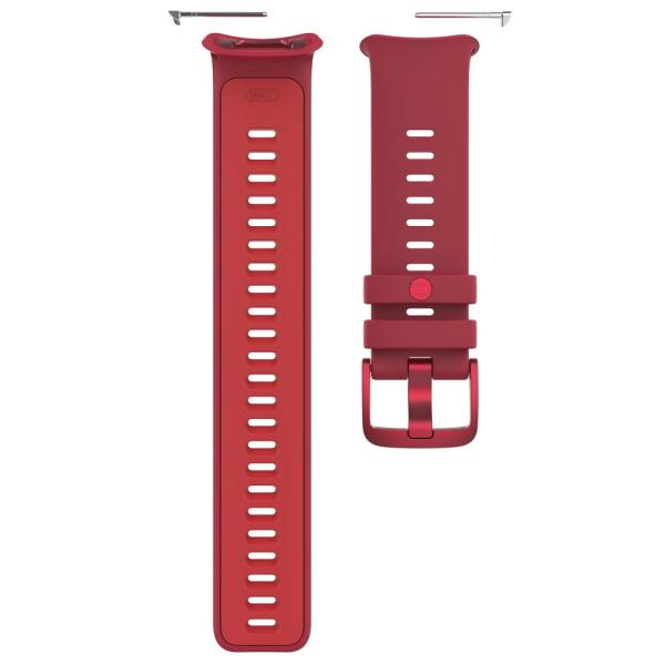 Комплект ремешков для Polar Vantage V2 RED, красный S/L