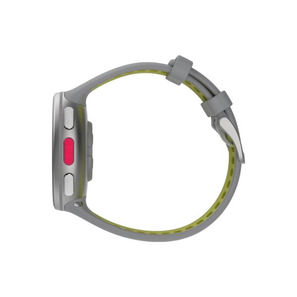 Пульсометр Polar Vantage V2 Greу lime M/L, серо - салатовый