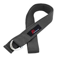 Ремень для йоги серый ProSource Metal D-Ring Yoga Strap PS-2017