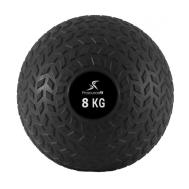 Мяч набивной для кроссфита черный ProSource Tread Slam Ball 8kg PS-2220-8