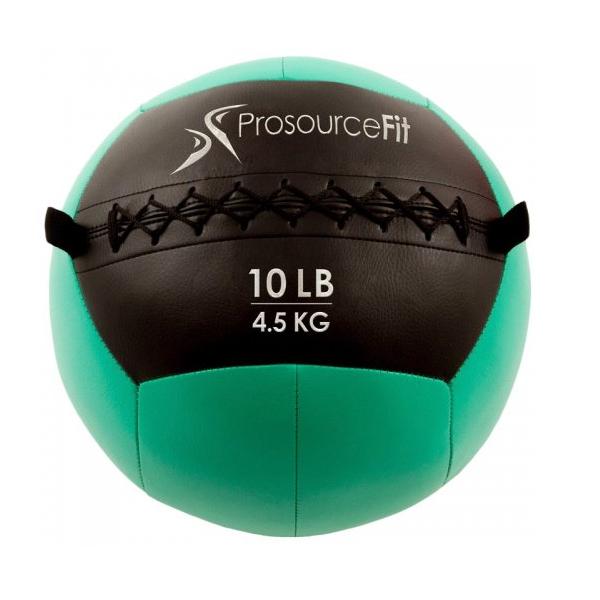 Мяч набивной для кроссфита ProSource Wall Ball Soft Medicine Ball 4.5 кг