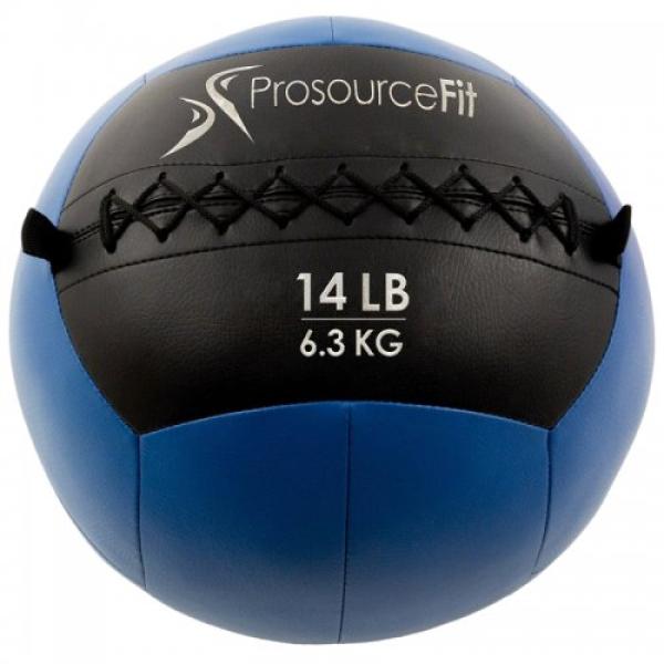 Мяч набивной для кроссфита ProSource Wall Ball Soft Medicine Ball 6.3 кг