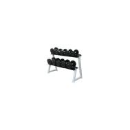 Подставка под фиксированные гантели 5 пар Rebar Dumbbell Rack RVD-5
