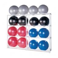 Подставка под мячи гимнастические на 16 шт Spri Ball Rack RBR16