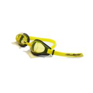 Очки для плавания желтые Sprint Aquatics Deluxe Goggles SA-200 YL