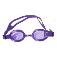 Очки для плавания фиолетовые Sprint No Leak Antifog Goggles SA-252 PR