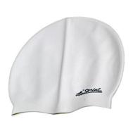 Шапочка для плавания силикон Sprint Aquatics Silicone Swim Cap SA-390 WH
