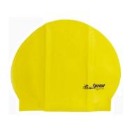 Шапочка для плавания латекс Sprint Aquatics Latex Cap SA-300 YL