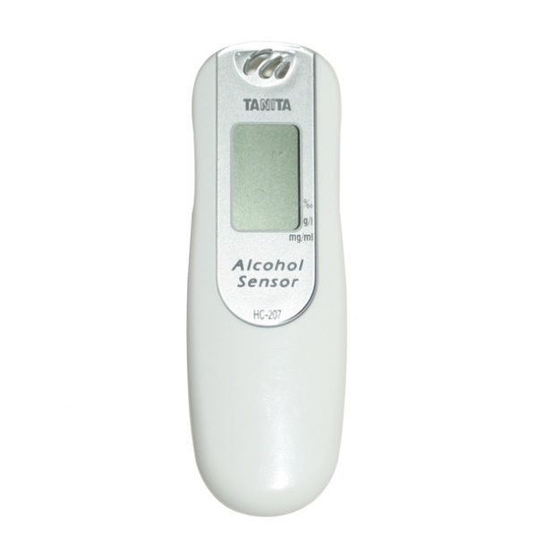 Алкогольный анализатор Alcohol Sensor Tanita HC-207