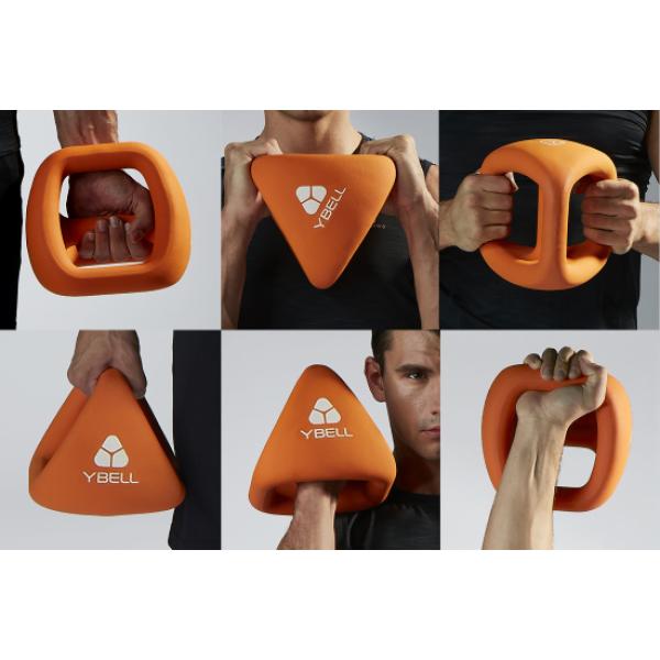 Гантеля для фитнеса 8 кг YBELL M