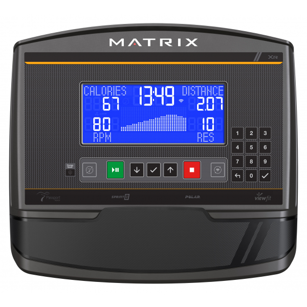 Велоэргометр вертикальный Matrix U30 XR