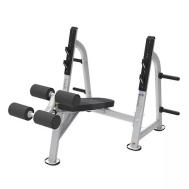 Скамья для жима под углом вниз Oemmebi Fitness Olympic Decline Bench IRSH1102