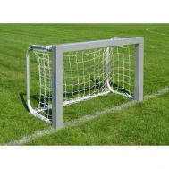 Алюминиевые футбольные ворота 1,2x0,8 м переносные Polsport PL-9420