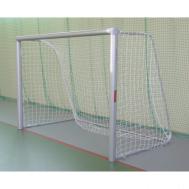Алюминиевые футбольные ворота 3x2 м переносные Polsport PL-9441