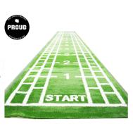 Тренировочное покрытие (трава) с маркировкой Proud A-5903140113522