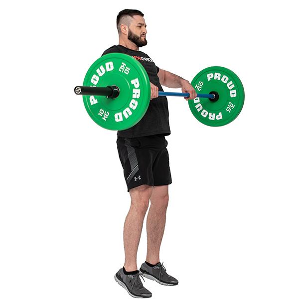 Диск олимпийский 25 кг Proud Training Color 25KG