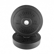 Олимпийский бамперный диск Proud 15 кг