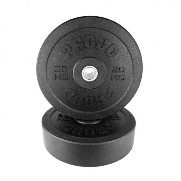 Олимпийский бамперный диск Proud 20 кг