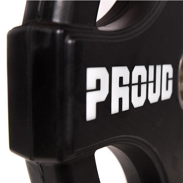Диск для штанги Proud 1.25kg