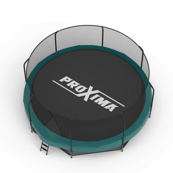 Батут Премиум 427 см Proxima CFR-14FT