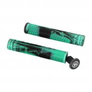 Грипсы для трюкового самоката Hipe LMT03, 170мм, black/mint