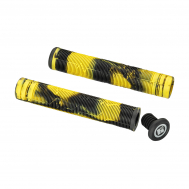Грипсы для трюкового самоката Hipe LMT03, 170мм, black/yellow