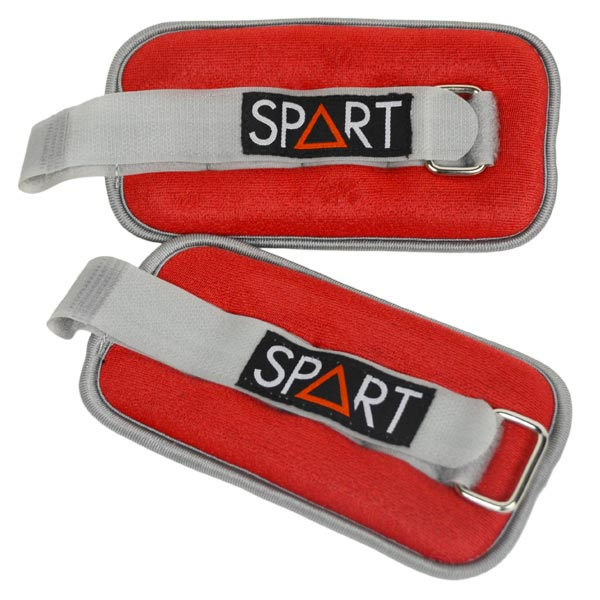 Утяжелители для рук 0,5 кг SPART AW1402-0,5