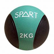Медицинский мяч 2 кг SPART CD8037-2