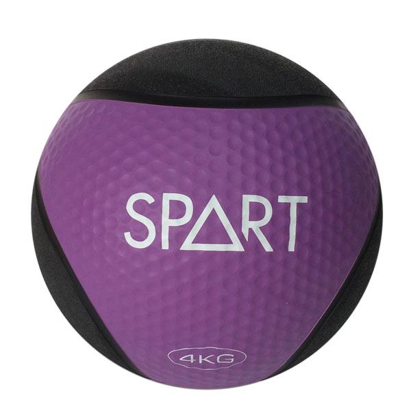 Медицинский мяч 4 кг SPART CD8037-4