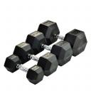 Гантельный ряд 1-10 кг (10 пар) SPART DB6101 - 1-10