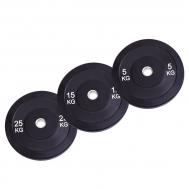 Бамперный диск 5 кг SPART PL37-5
