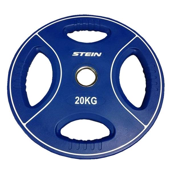 Диск полиуретановый 20 кг Stein DB6092-20