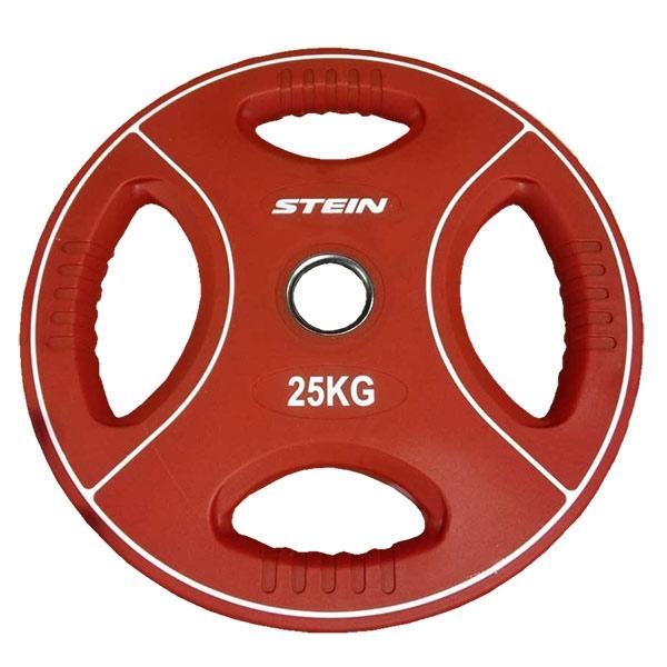 Диск полиуретановый 25 кг Stein DB6092-25