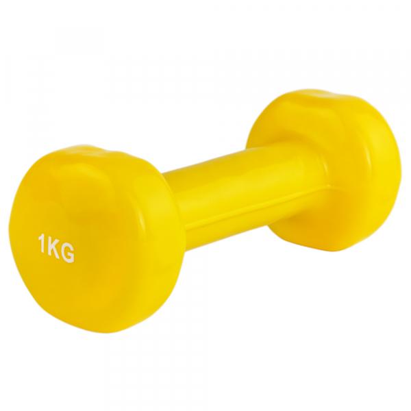 Гантель виниловая Stein LKDB-504A-1 кг