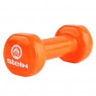 Гантель виниловая Stein LKDB-504A-1.5 кг